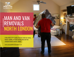 Man And Van Removals North London