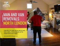 Man And Van Removals North London