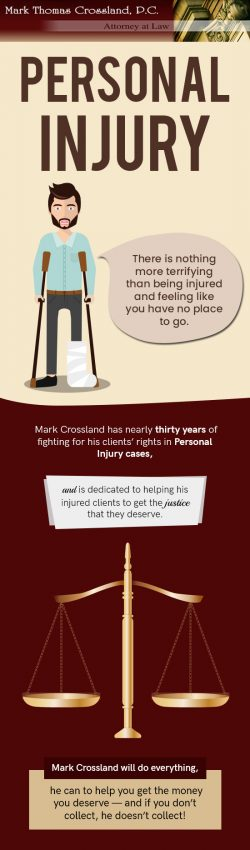 Mark Thomas Crossland, P.C. – A Team of Woodbridge's Trusted Personal Injury Attorneys