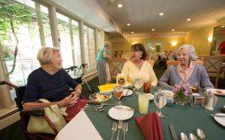Martha Jefferson House – Senior Living Community in Charlottesville, VA
