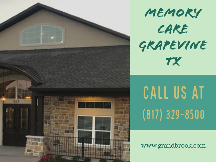 Memory Care Grapevine TX