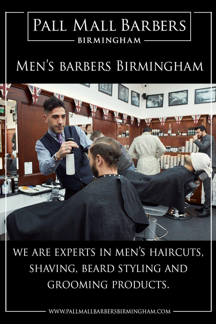 Men's Barbers Birmingham   Call 01217941693   pallmallbarbersbirmingham.com