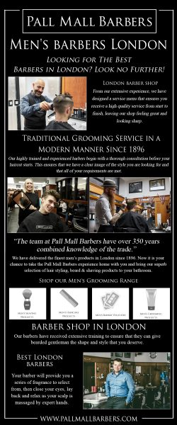 Men's Barbers London