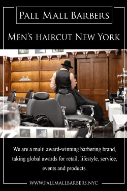 Men's Haircut New York