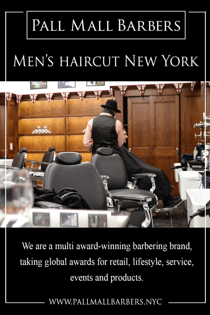 Men's Haircut New York