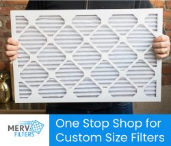 MervFilter LLC – One Stop Shop for Custom Size Filters