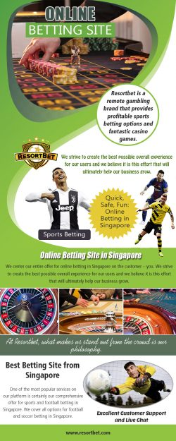 Online Betting | Call – 65 8651 6850 | resortbet.com