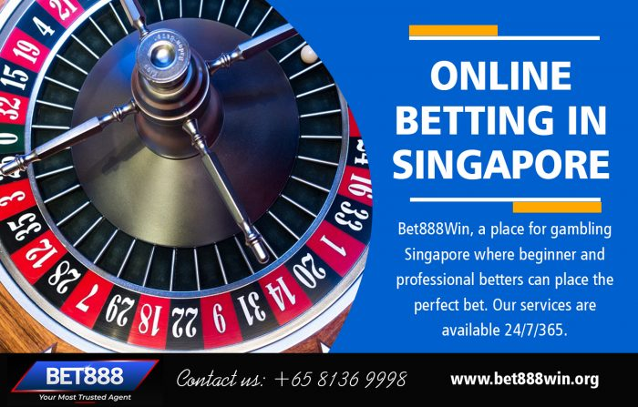 Online Betting in Singapore | Call – 65 8136 9998 | bet888win.org