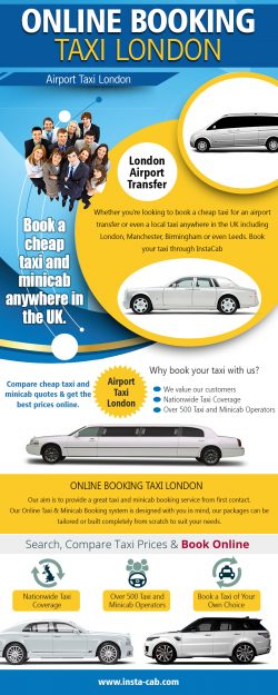 Online Booking Taxi London