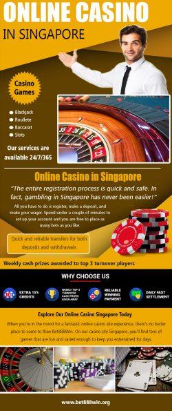 Online Casino Singapore | Call – 65 8136 9998 | bet888win.org