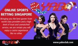 Online Sports Betting Singapore