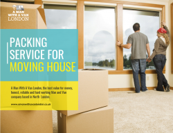 Packing Service For Moving House