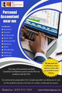 Personal Accountant Near Me