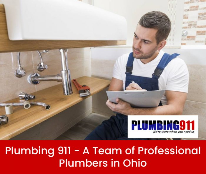 Plumbing 911 – A Team of Professional Plumbers in Ohio