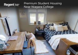 Regent Student Living – Premium student housing near Niagara College