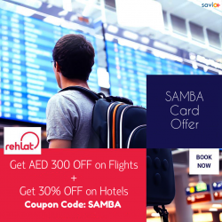 Rehlat SAMBA Card Offer