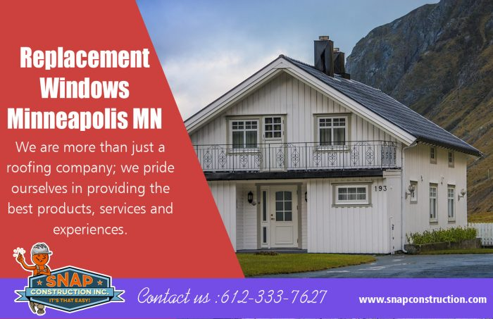 Replacement Windows Minneapolis MN