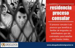 Residencia proceso consular