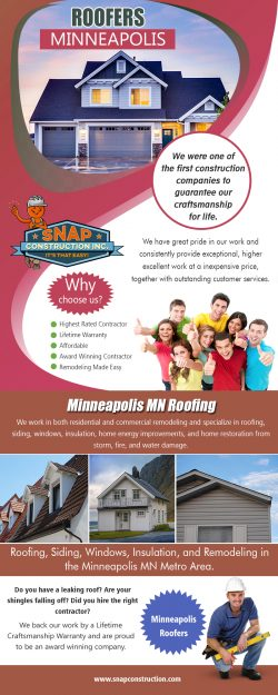 Roofers Minneapolis