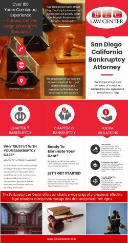 San Diego California Bankruptcy Attorney |(619) 207-4579 | blclawcenter.com