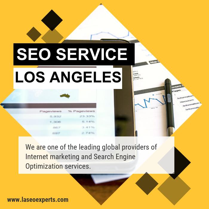 SEO Service Los Angeles