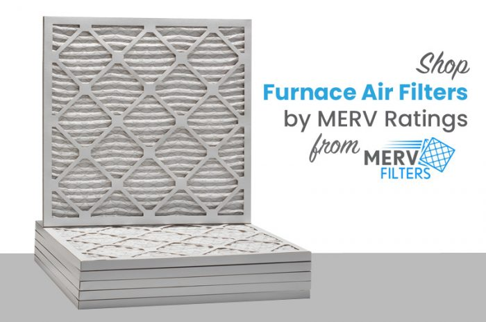 Shop Furnace Air Filters by MERV Ratings from MervFilters LLC