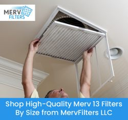 Shop High-Quality Merv 13 Filters By Size from MervFilters LLC