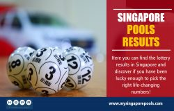 Singapore Pools Results