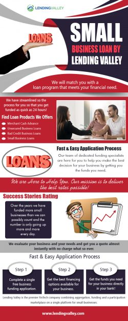 Small Business Loan by Lending Valley