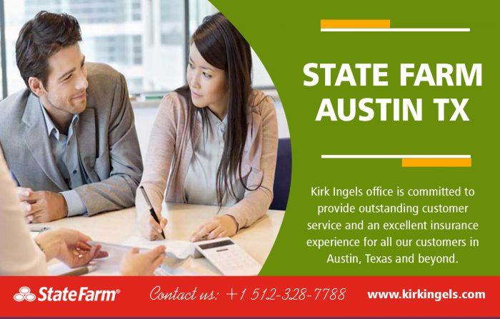 State Farm Austin TX | Call – 1-512-328-7788 | KirkIngels.com