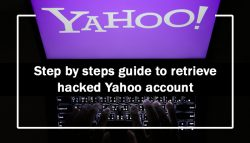 Step by Steps Guide to Retrieve Hacked Yahoo Account