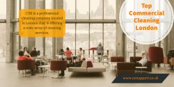 Top Commercial Cleaning in London