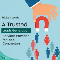 TripKen Leads – A Trusted Leads Generation Services Provider for Local Contractors