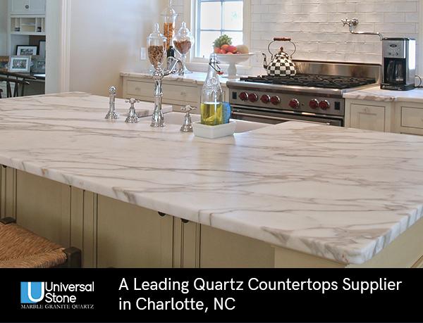 Universal Stone – A Leading Quartz Countertops Supplier in Charlotte, NC