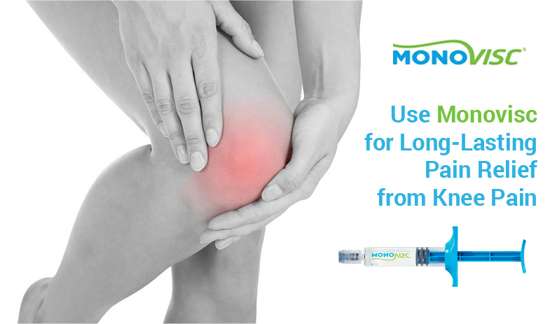 Use Monovisc for Long-Lasting Pain Relief from Knee Pain