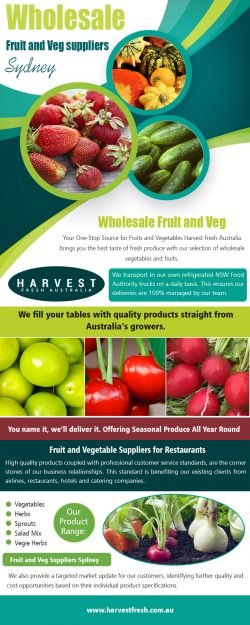 Wholesale Fruit and Veg Suppliers Sydney