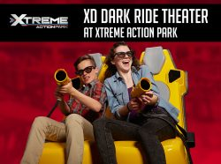 XD Dark Ride Theater at Xtreme Action Park