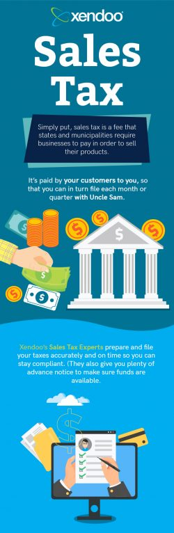 Xendoo – A Leading Sales Tax Accounting Service Provider for Small Businesses