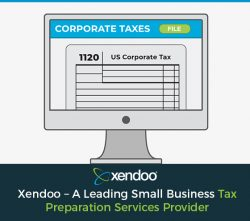 Xendoo – A Leading Small Business Tax Preparation Services Provider