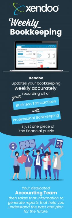 Xendoo – Full-service Online Accounting & Bookkeeping Firm
