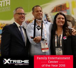 Xtreme Action Park – Family Entertainment Center of the Year 2018