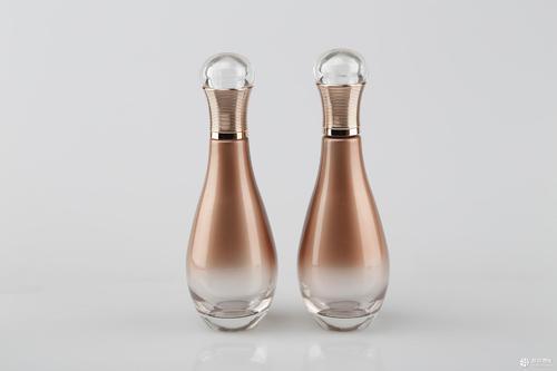 Cosmetic Bottles – Acrylic Lotion Bottle, 6 Points