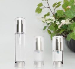 Cosmetic Airless Bottles Design Structure