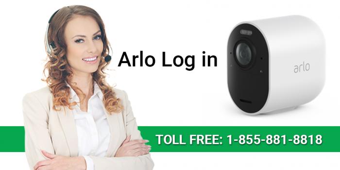 How do I place my smart Arlo camera?
