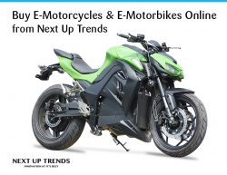 Buy E-Motorcycles & E-Motorbikes Online from Next Up Trends