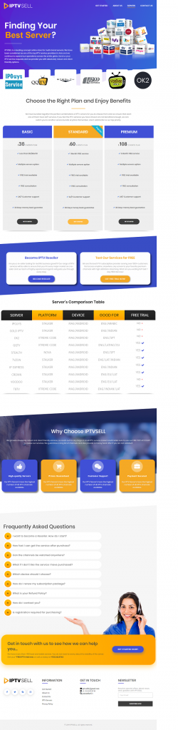 Buy Iptv Server