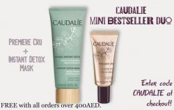 Sephora presents CAUDALIE Mini Best Seller Duo