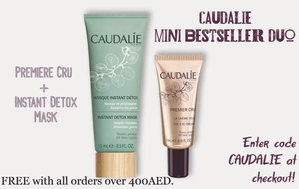 Sephora presents CAUDALIE Mini Best Seller Duo
