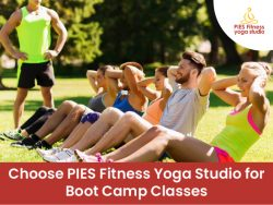 Choose PIES Fitness Yoga Studio for Boot Camp Classes