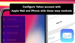 Configure Yahoo account with Apple Mail and iPhone with these easy methods